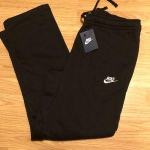 Nike Pants - Men's New Nike Sweatpants Size Medium
